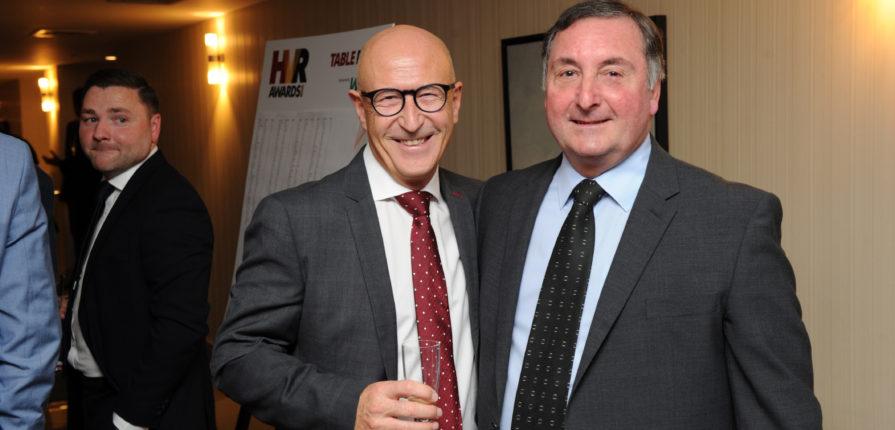 HVR Awards Heatlink Phil Harrison and Alan barber - Customer Service Top 3