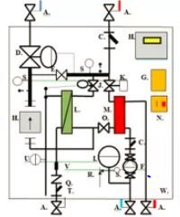 Heatlink HIU TYPE 3 Heat Interface unit schematic 200x240 - The Importance of a Well-Designed System